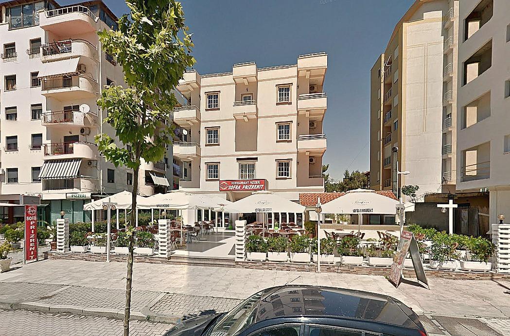Sofra e Prizrenit Hotel, Durrësit