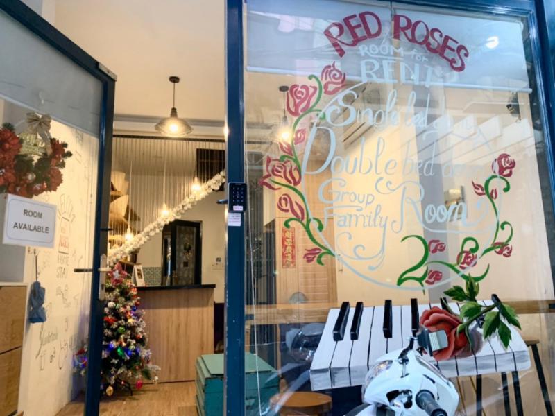 紅玫瑰飯店