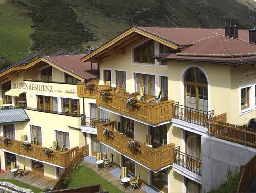 Alpenresidenz am Mühlbach