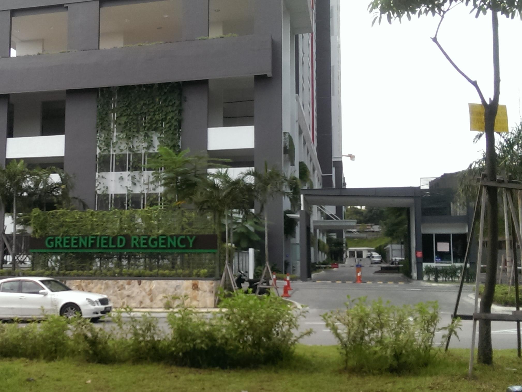 Christine Apartment, Johor Bahru