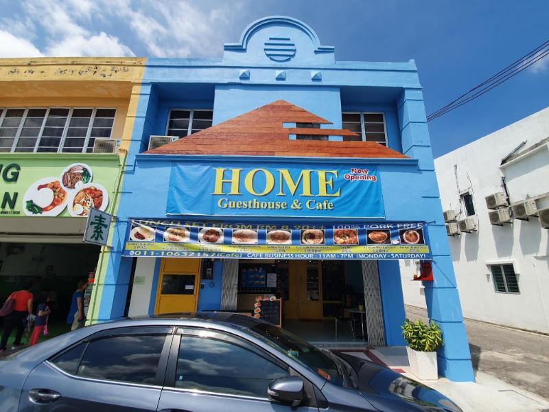 OYO89728家庭旅館及咖啡館