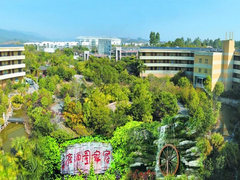 Longmen Natural Hotspring Resort, Huizhou