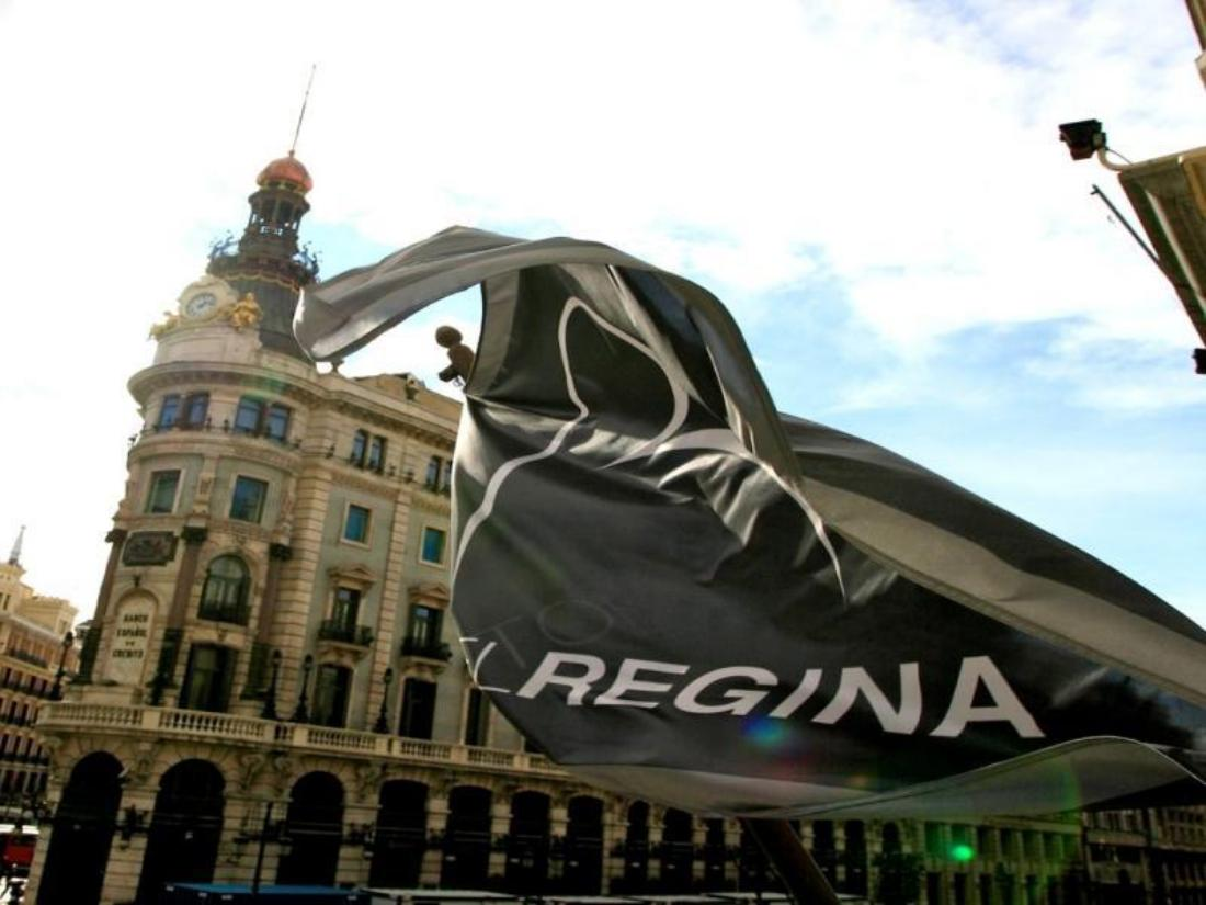 Book hotel regina madrid spain for Hotel regina alcala 19 madrid