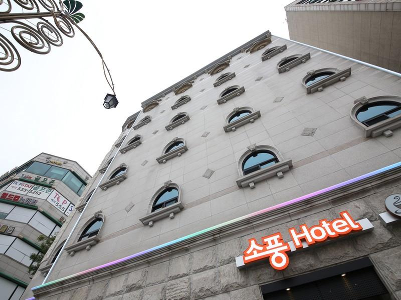 Hotel Sopoong Incheon, Gyeyang
