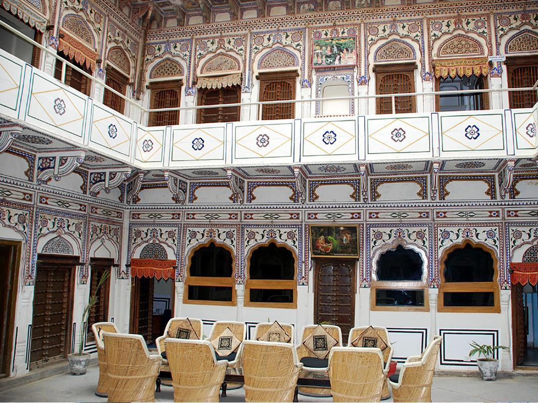 Singhasan Haveli Mandawa, Jhunjhunun
