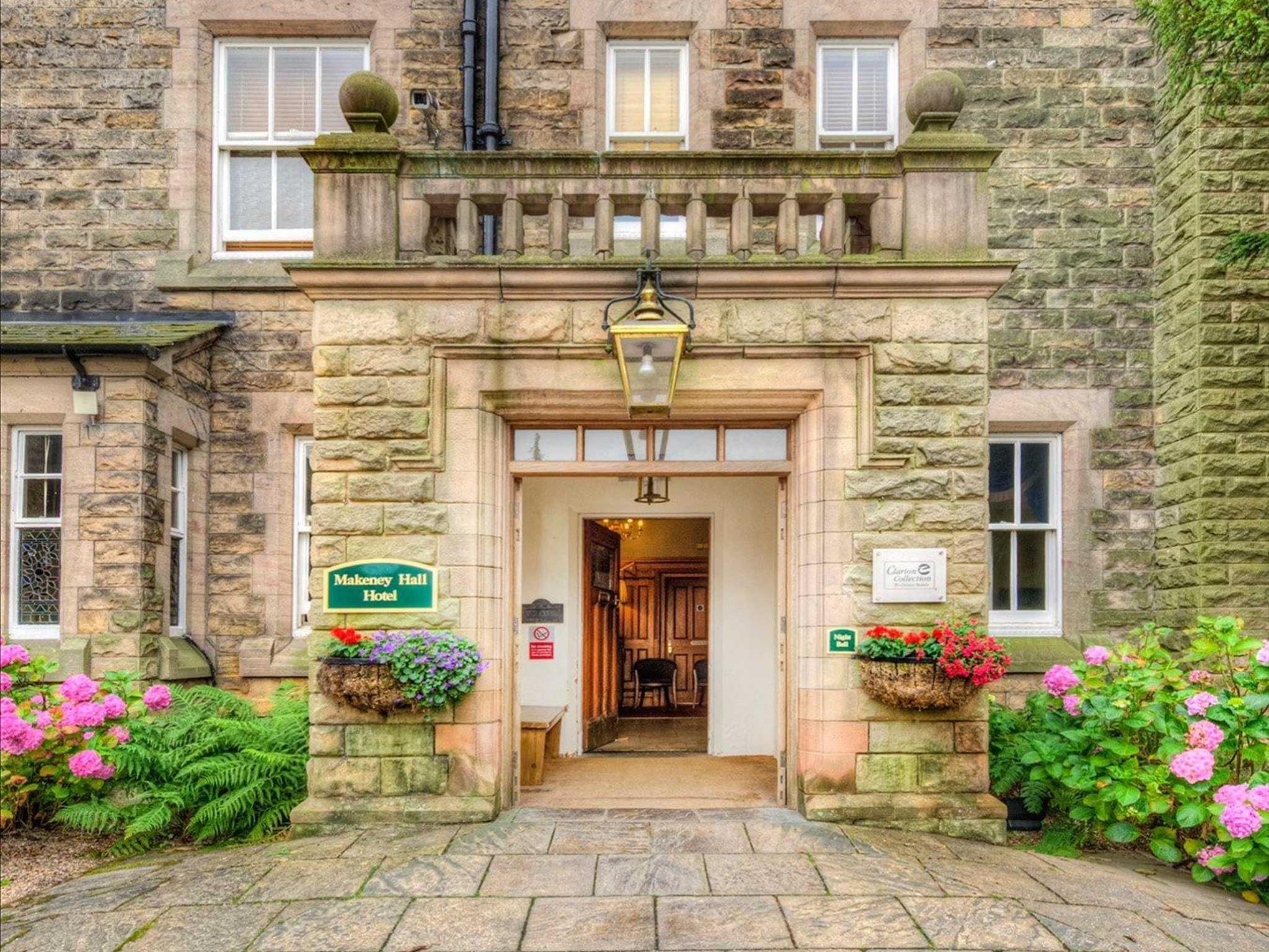 Clarion Collection Hotel Makeney Hall, Derbyshire