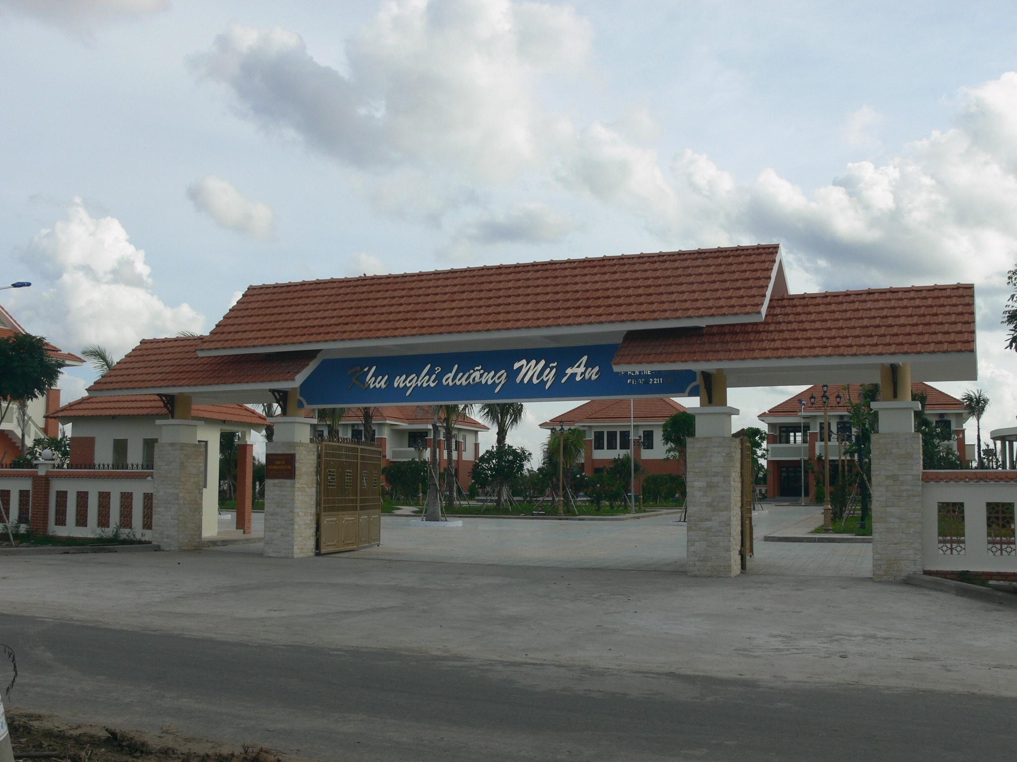 My An Resort, Bình Đại