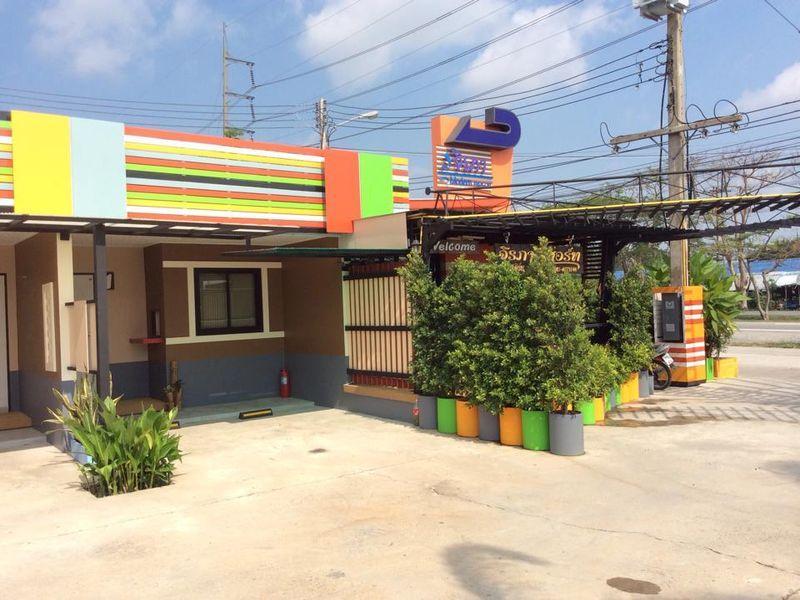 Jirapa Modern Resort , Pluak Daeng