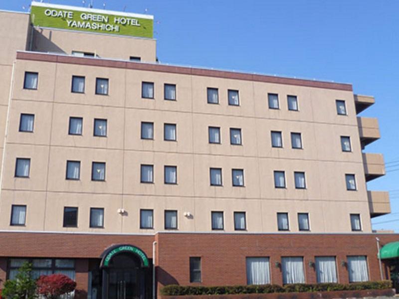 Odate Green Hotel, Ōdate