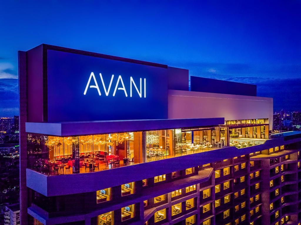 アヴァニ リバーサイド バンコク ホテル10