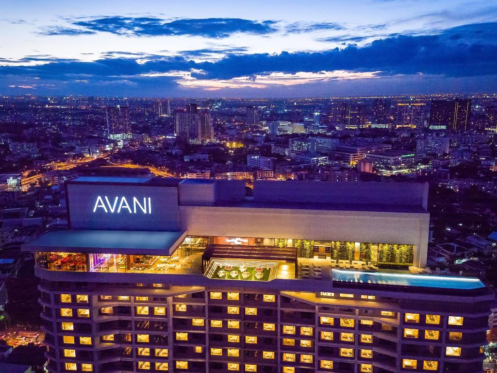 アヴァニ リバーサイド バンコク ホテル11