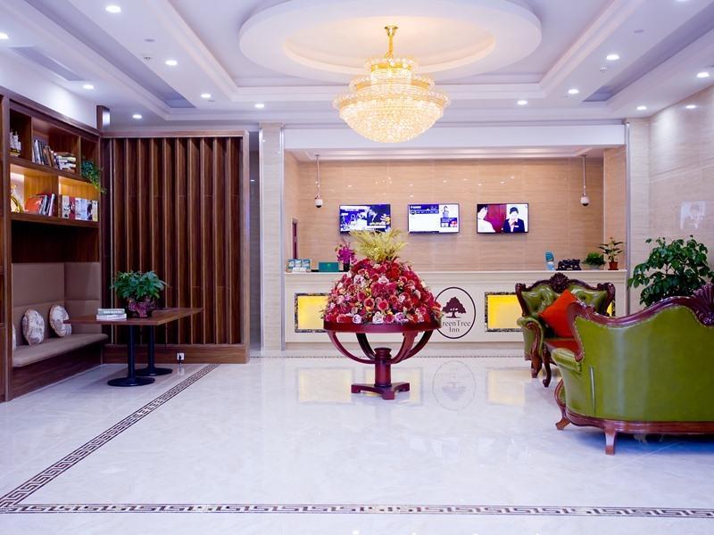 GreenTree ShangHai JinShan Wanda Plaza Longxiang Road Express Hotel, Shanghai