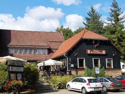 Harz Hotel Altes Forsthaus Braunlage