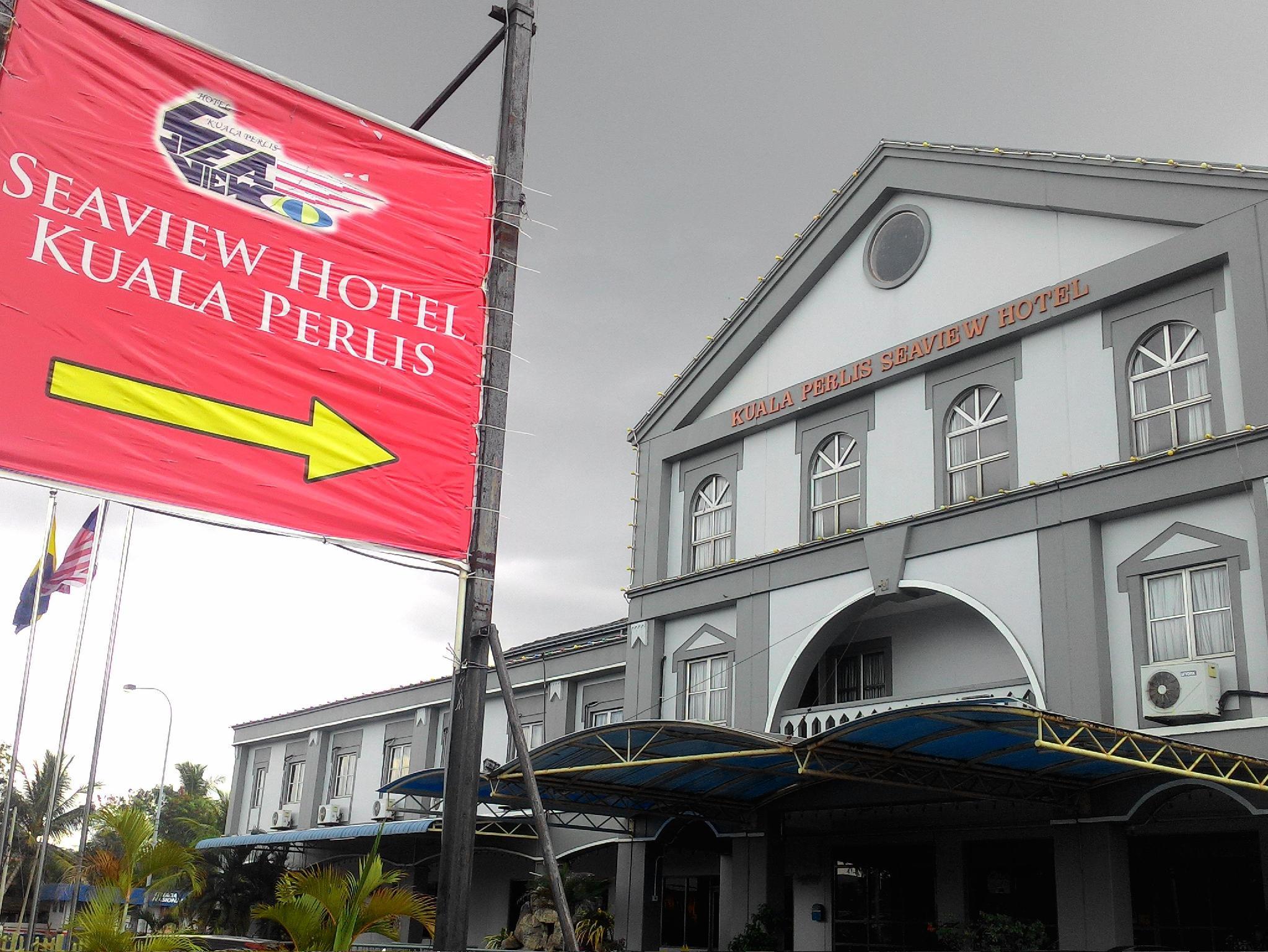 Seaview Hotel Kuala Perlis, Perlis