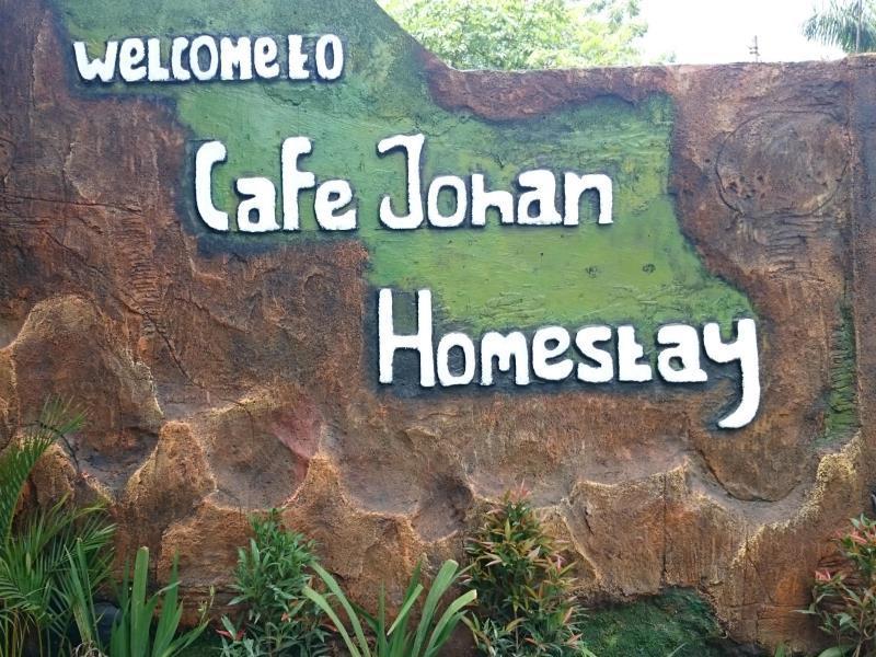 Cafe Johan Homestay, Lombok Barat