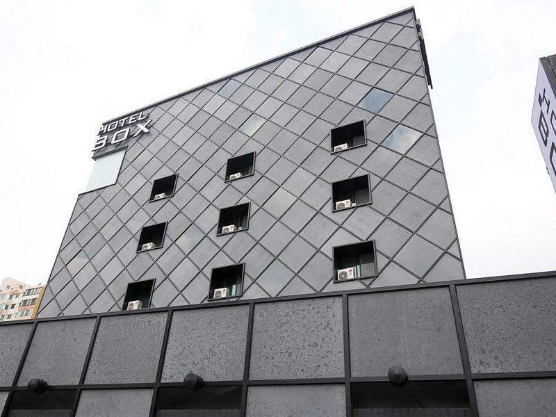 Daejeon Hotel Box, Daedeok