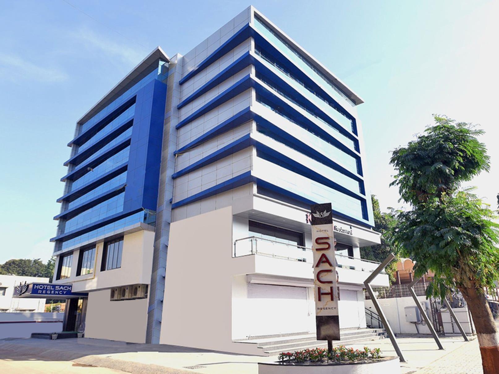 Hotel Sach Regency, Anand