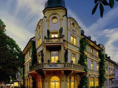 Park Hotel Post Freiburg - Kultur und Literatur am