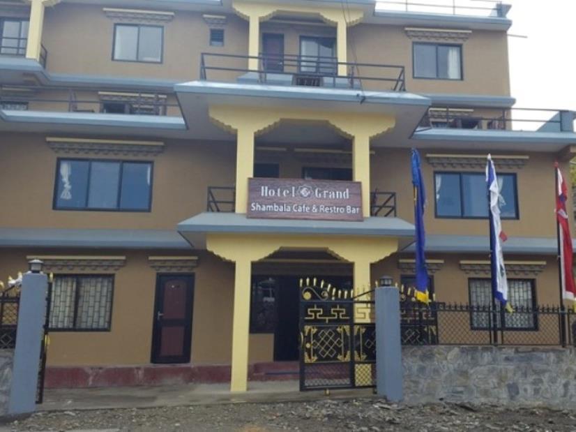 Hotel Grand Shambala, Dhaualagiri