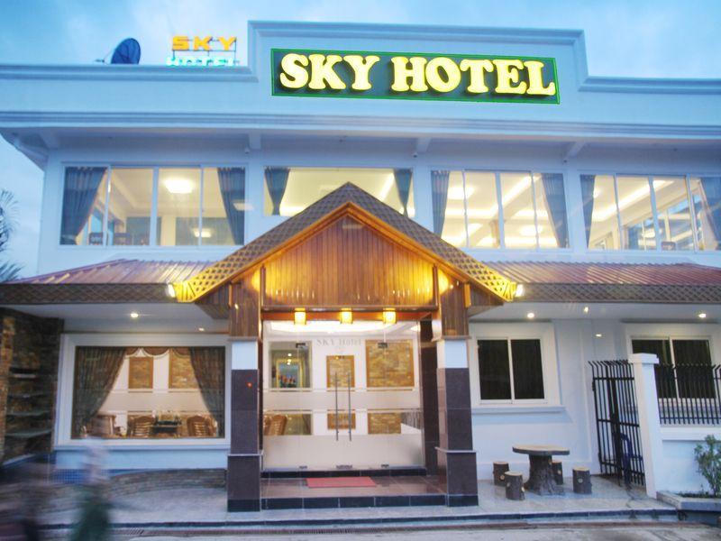 Sky Hotel, Yangon-S