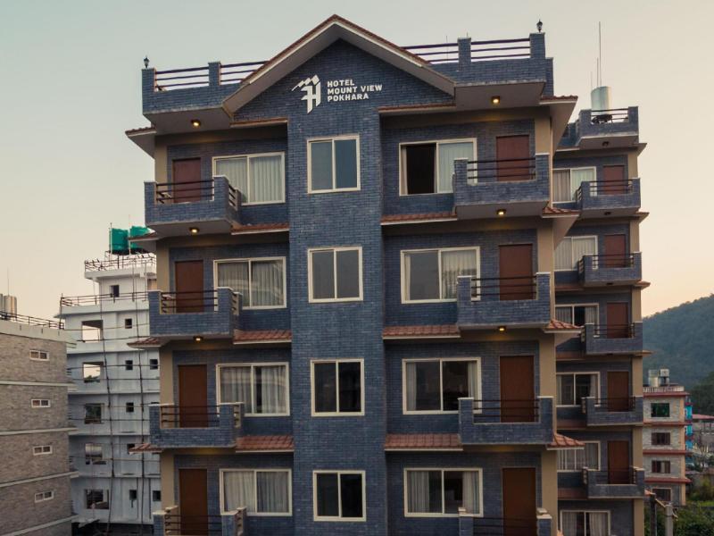 博卡拉山景飯店