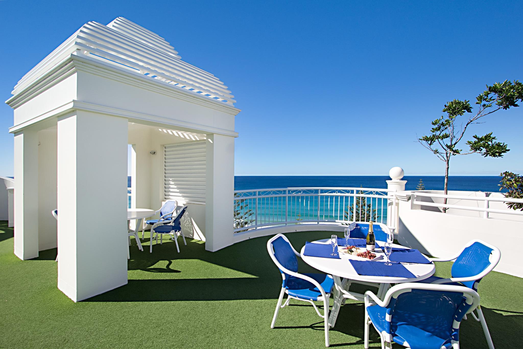 Burleigh Mediterranean Beachfront Resort, Burleigh Heads