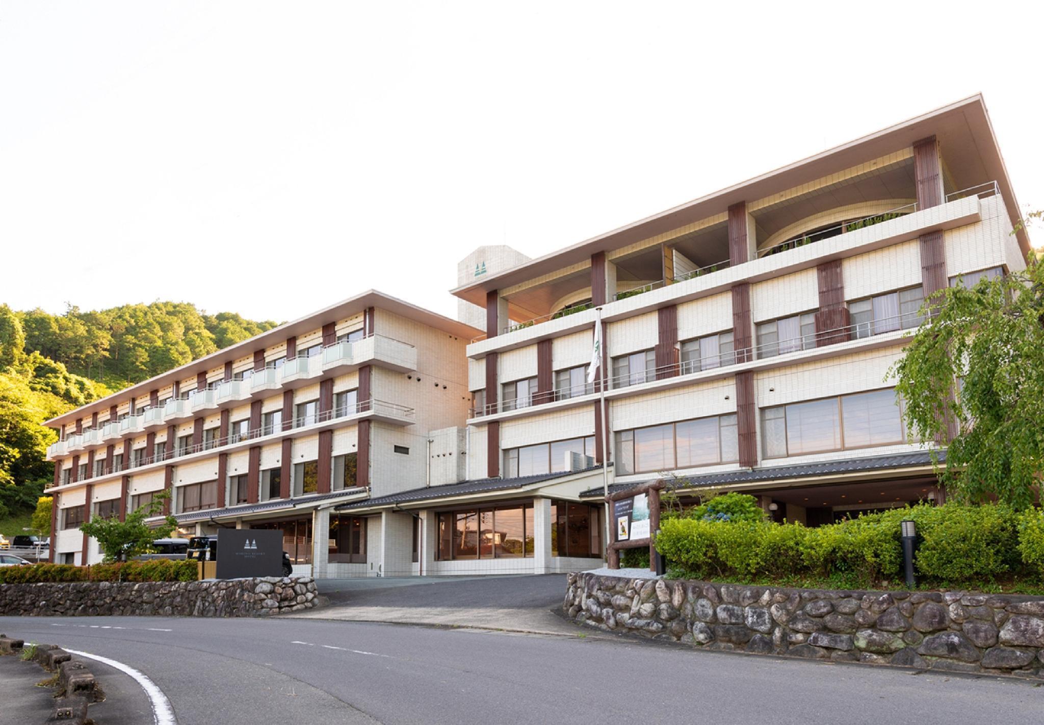 Takeo Onsen Mori no Resort Hotel, Takeo