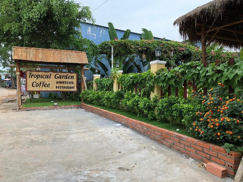 熱帶花園家庭旅館