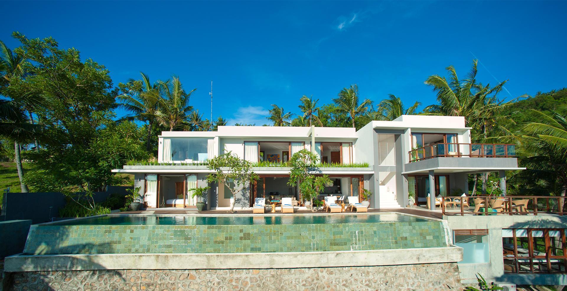Malimbu Cliff Villa Lombok, Lombok Utara