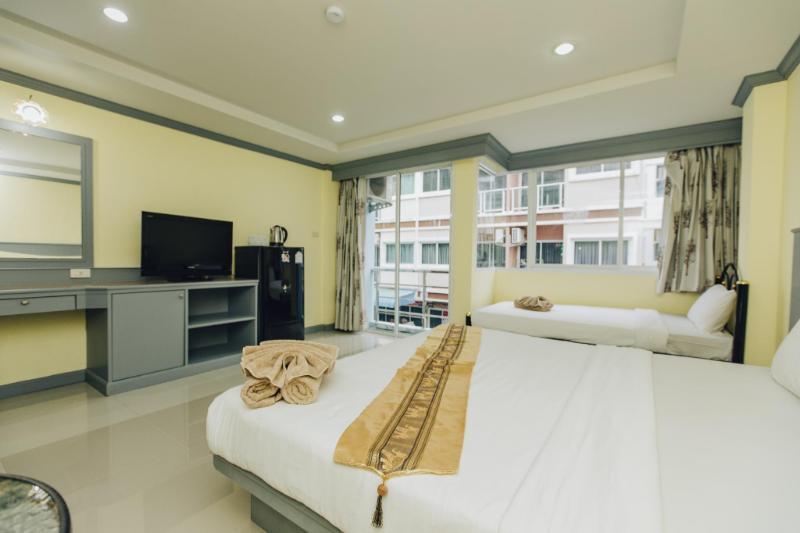 普吉鎮的1臥室公寓 - 32平方公尺/1間專用衛浴
