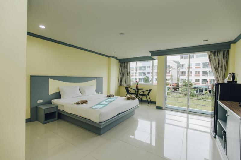 巴東的1臥室公寓 - 32平方公尺/1間專用衛浴