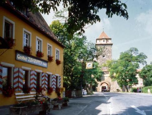Hotel Rappen Rothenburg ob der Tauber, Ansbach