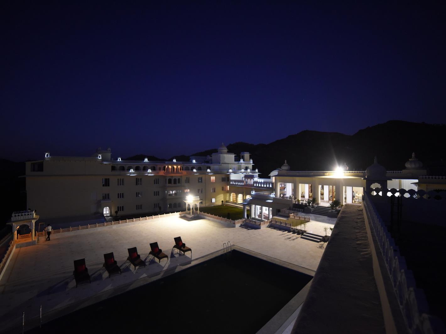 Hotel The Castle Mewar, Udaipur
