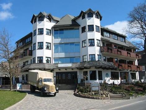Hotel Liebesglück - genießen zu zweit in Winterber