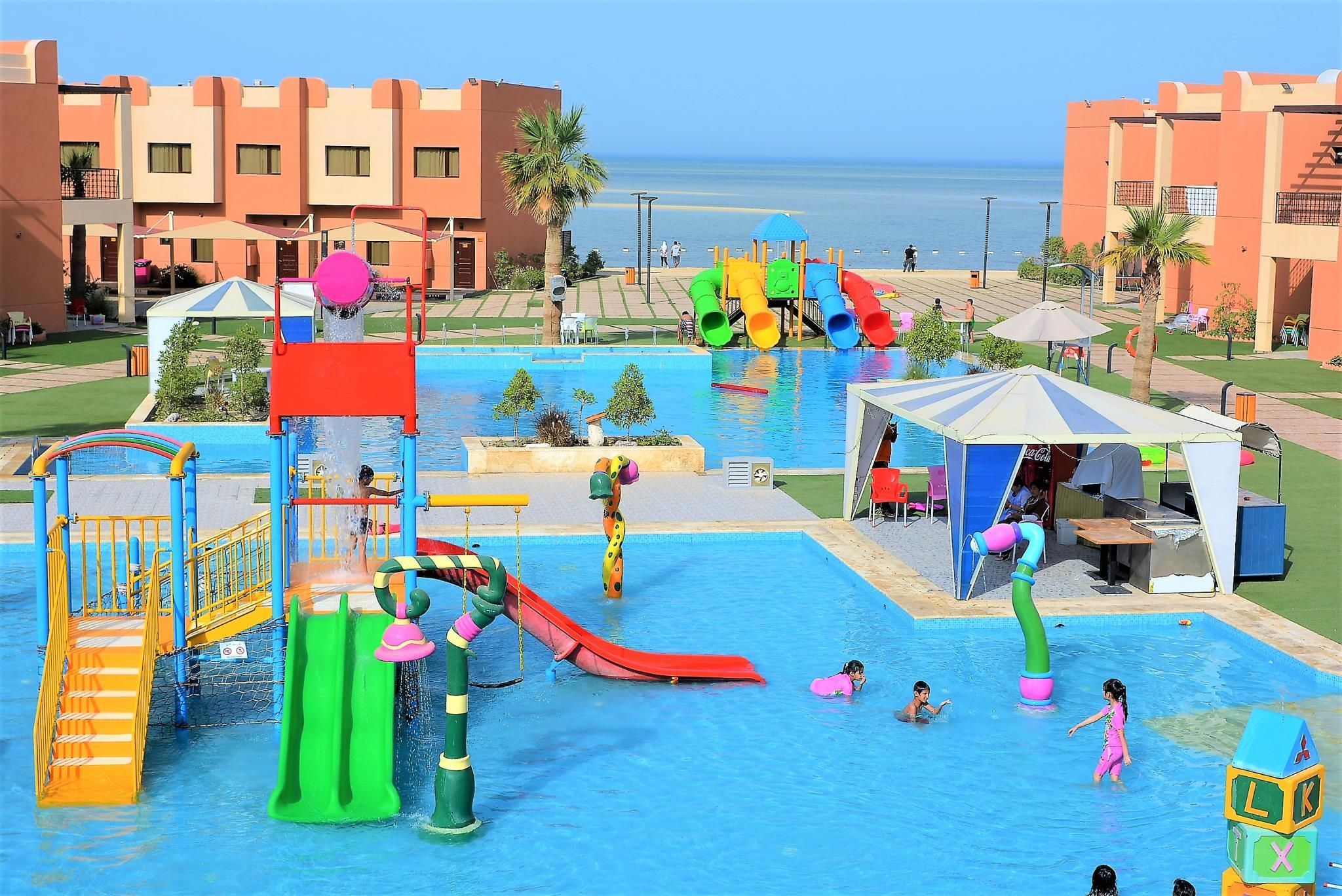 Aquamarine Kuwait Resort (Families Only)