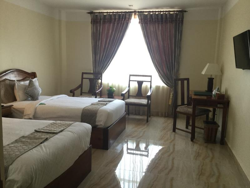Green Palace Hotel Preah Vihear, Tbaeng Mean chey