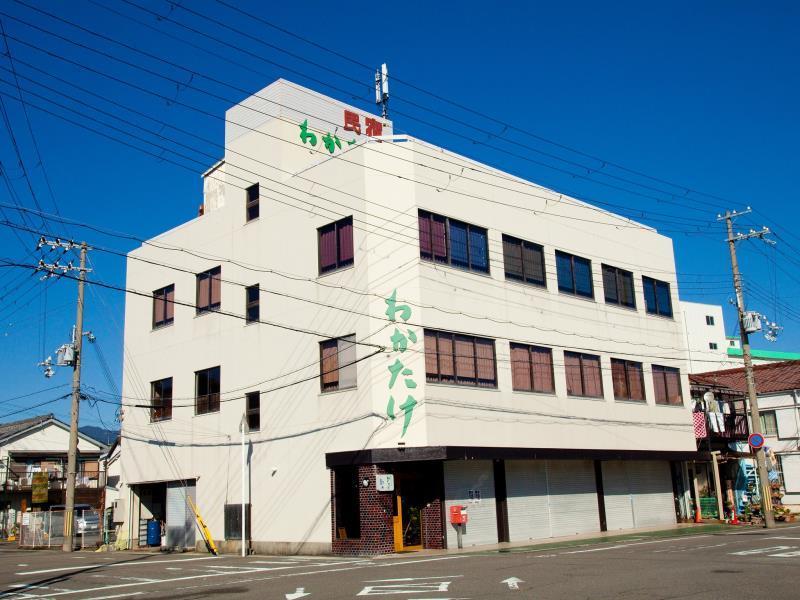 Minshuku Wakatake, Nachikatsuura