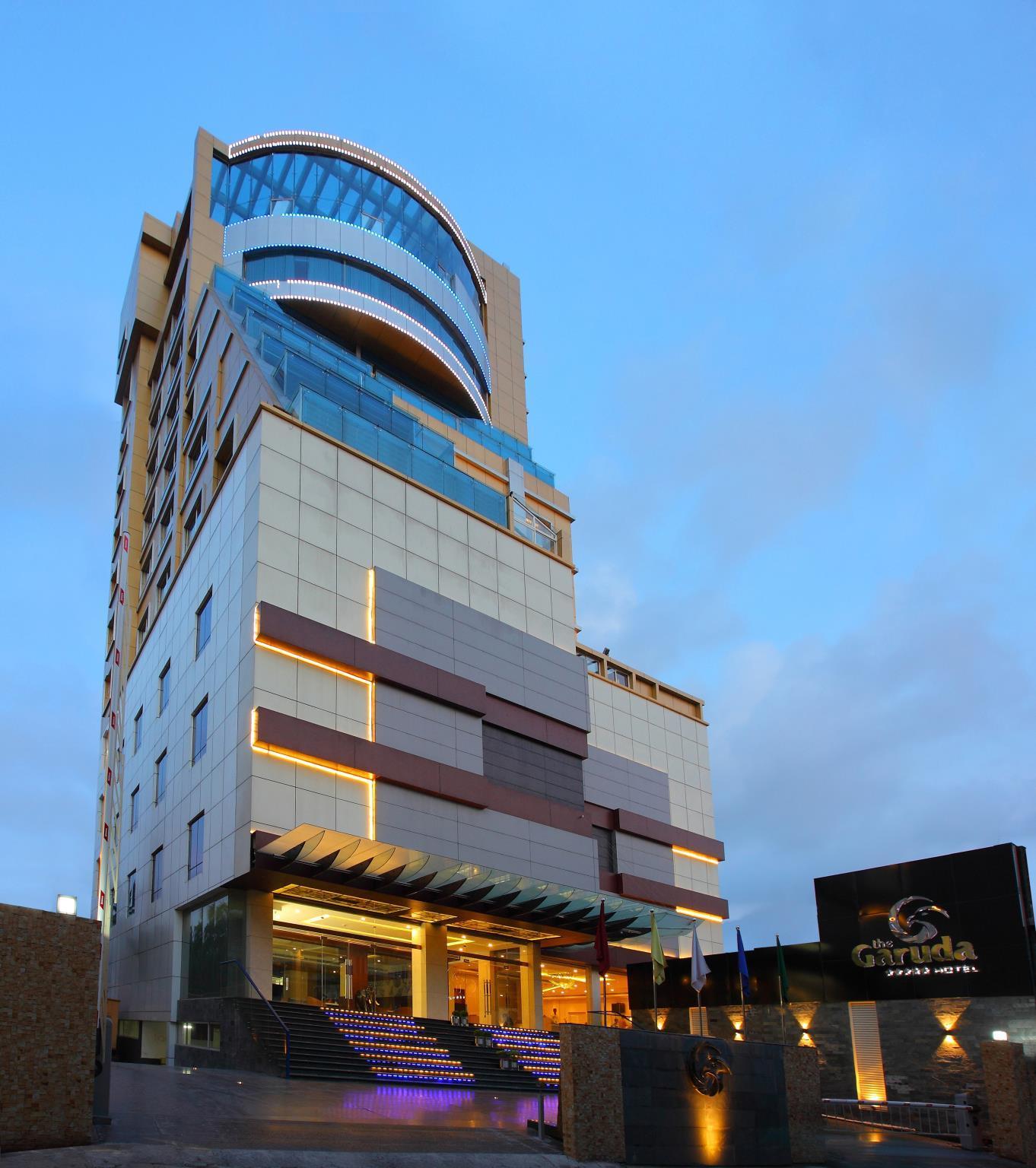 The Garuda Hotel, Thrissur