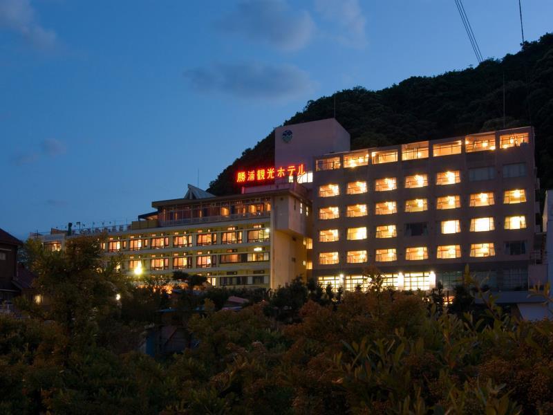 Katsuura Kanko Hotel, Nachikatsuura