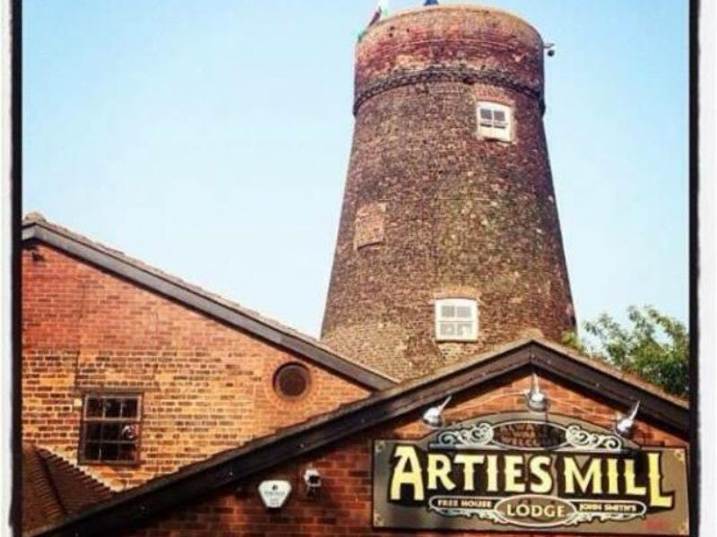 Arties Mill, North Lincolnshire