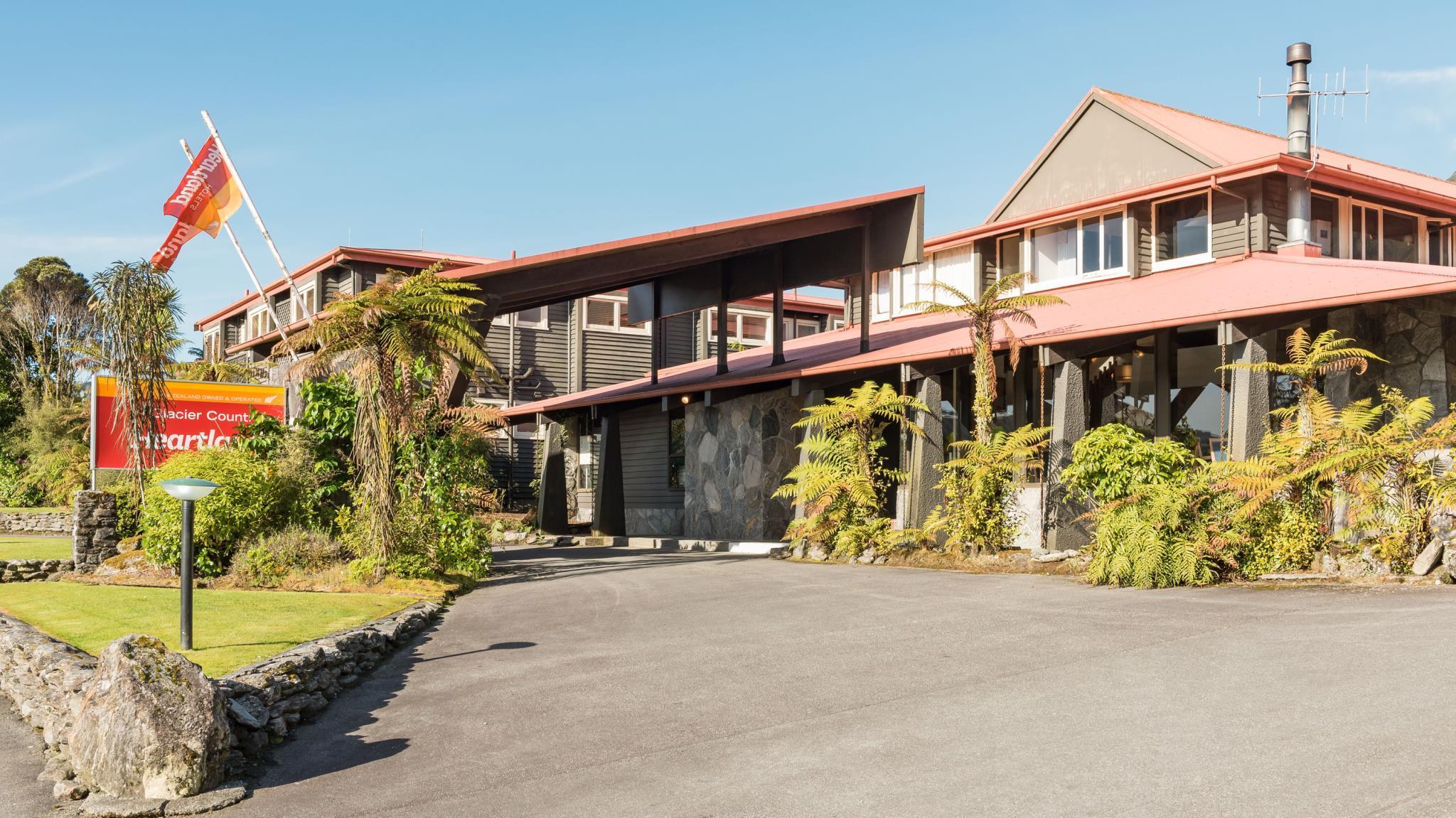 Heartland Hotel Glacier Country, Westland