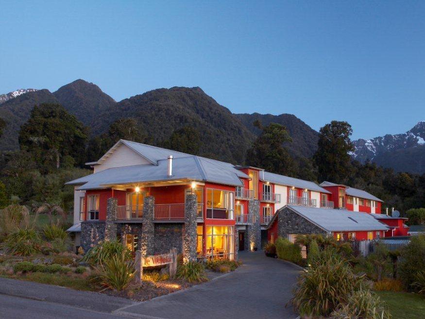 Distinction Fox Glacier Hotel, Westland