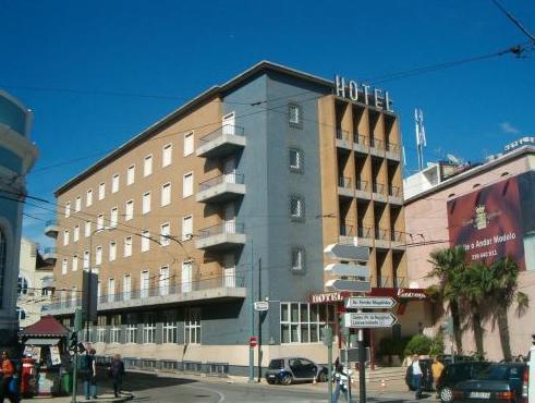 Hotel Braganca, Coimbra