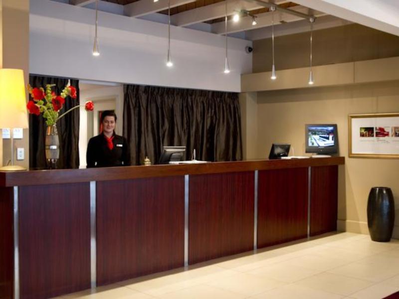 Ashley Hotel Greymouth, Grey