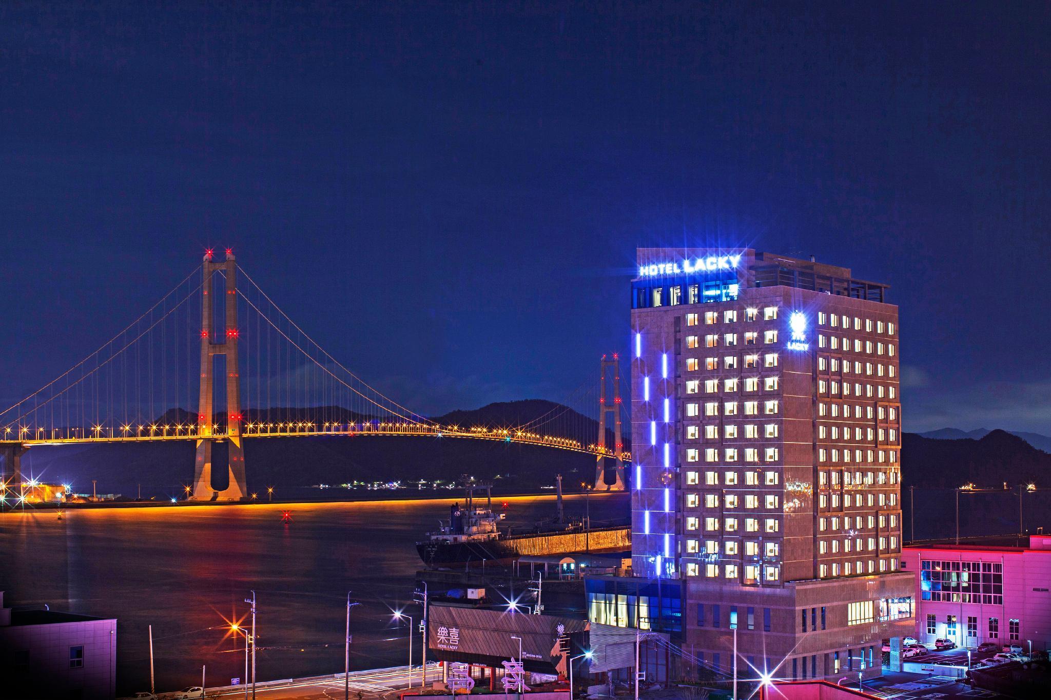 Lacky Hotel Gwangyang, Gwangyang