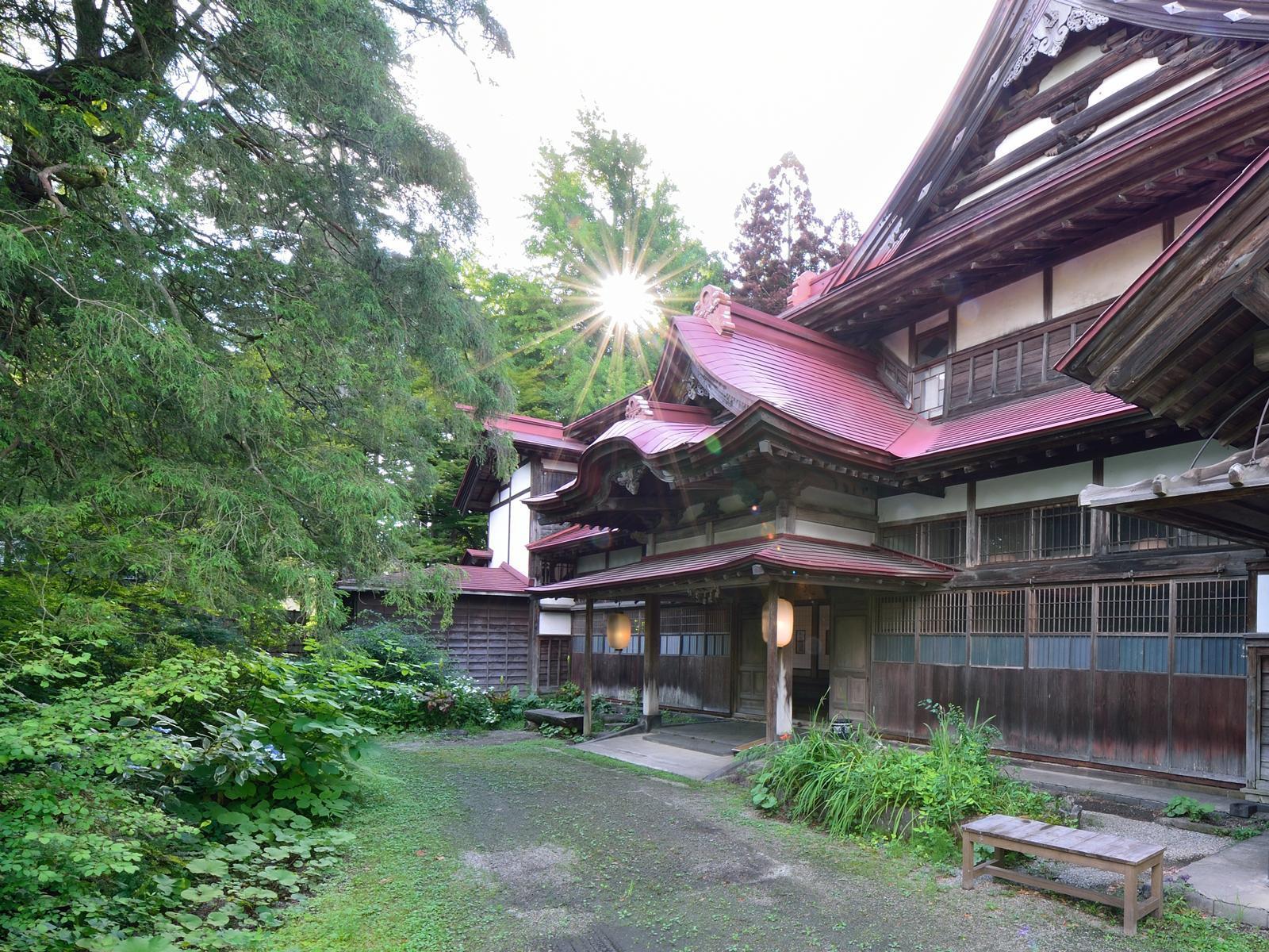 Kowakubi onsen Ryokan Syohoen, Daisen