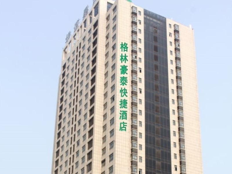 GreenTree Inn Jiangsu Huai An Hexia Acient Town Zhou Enlai Memorial Hall Express Hotel, Huai'an