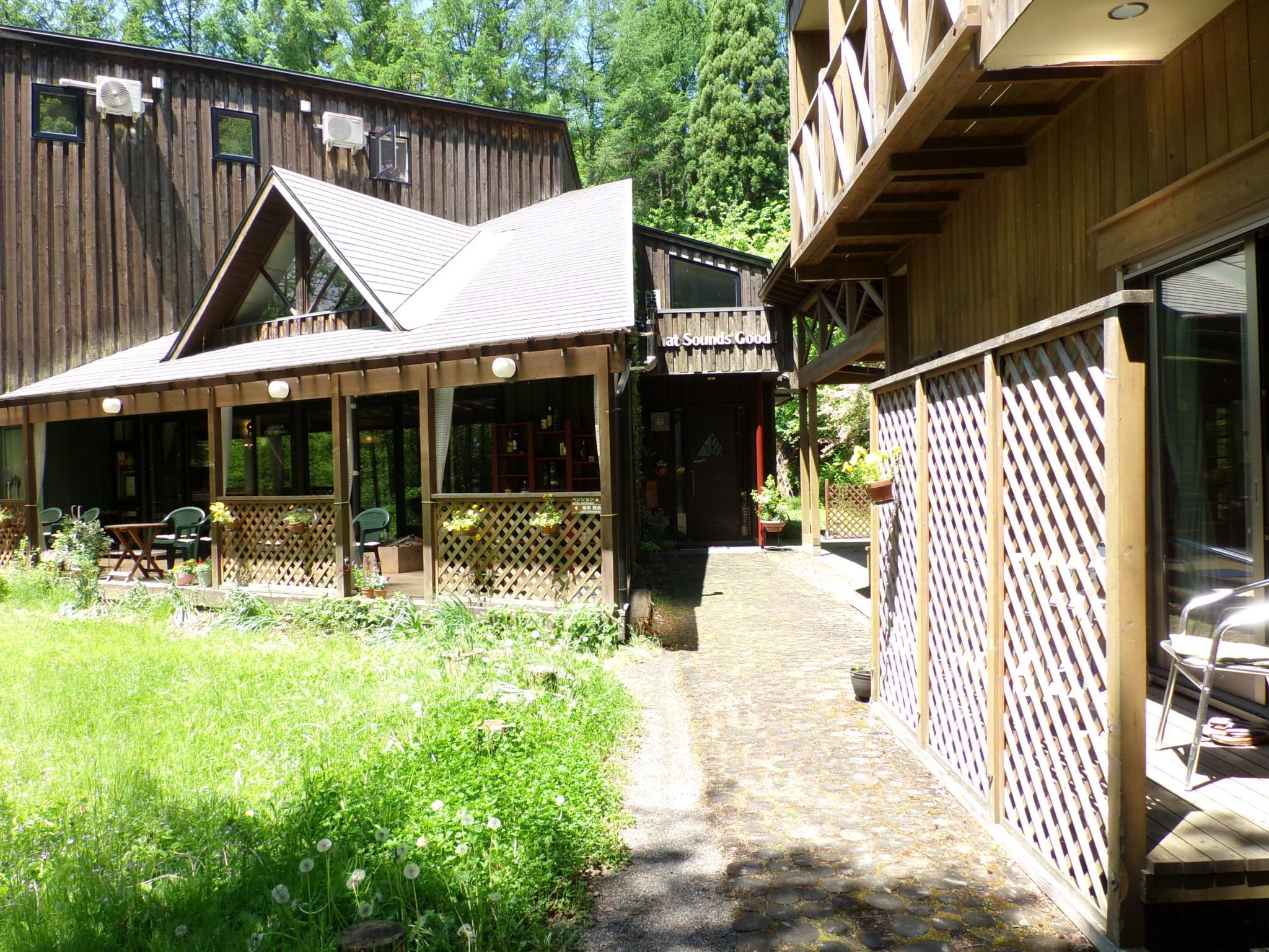 Cafe & inn That Sounds Good, Semboku