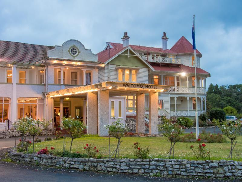 Waitomo Caves Hotel, Waitomo