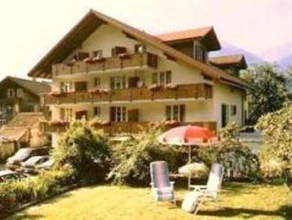 Hotel Brienzerburli, Interlaken